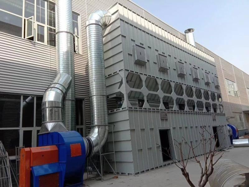 蓄热式热力氧化焚烧炉(